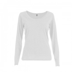 Bucharest Women Womens Long Sleeve T-Shirt White