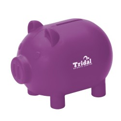 Pig Money Box - Oink
