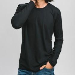 Bucharest Mens Long Sleeve T-Shirt