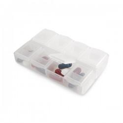 Pill box 8 compartment