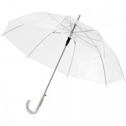 "23"" Ryde transparent automatic umbrella"