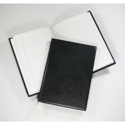 Eco Executive Leather A5 Notebook