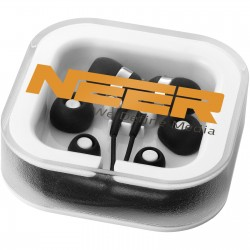 Frederick earbuds with microphone
