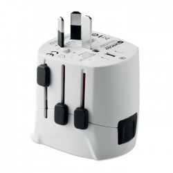 Pro Light. 3-Pole Travel Adaptor