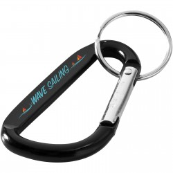 Willa carabiner key chain