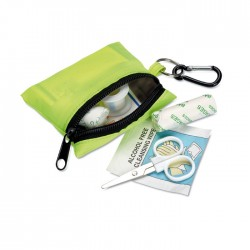 Campla First Aid Kit With Carabiner