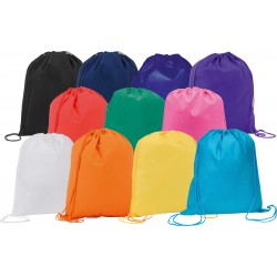Basic Eco Drawstring Bag