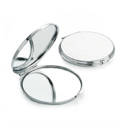 Chrome Compact Mirror Style