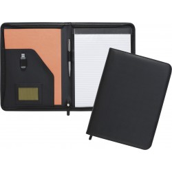 Ireby A4 Zipped Folder