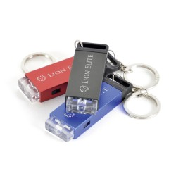 Haxby LED Torch Keyring