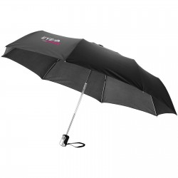 "21.5"" Rhoda 3-section auto open and close umbrella"