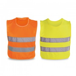 Reflective vest for children