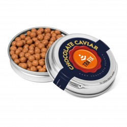 Silver Caviar Tin - Choose Filling