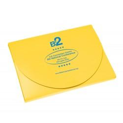 A4 PP Colour Folder