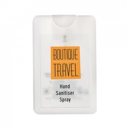 Credit Card Antibacterial Hand Sanitiser Spray