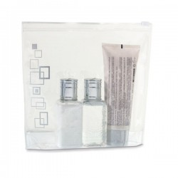 Airtight cosmetic bag