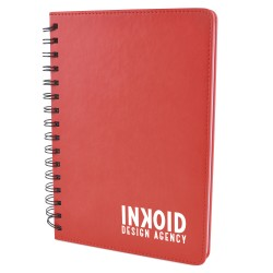 A5 Salerno Spiral Bound Notebook
