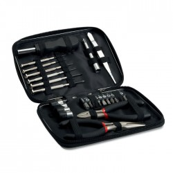 26 Pcs Tool In Aluminium Case