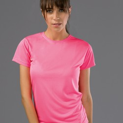 Nicosia Women Womens Sports T-Shirt Colour
