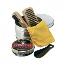 Juma Shoe Polish Kit