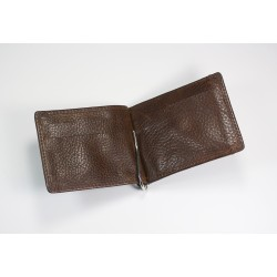 Greenwich Leather Money Card Case