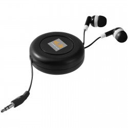 Sacriston retractable earbuds