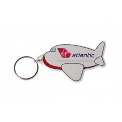 Plane Shaped Keyring