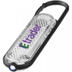 Nora carabiner reflector light