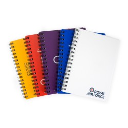 Recycled Polypropylene Notebook A6