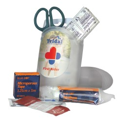 First Aid Giveaway Kit