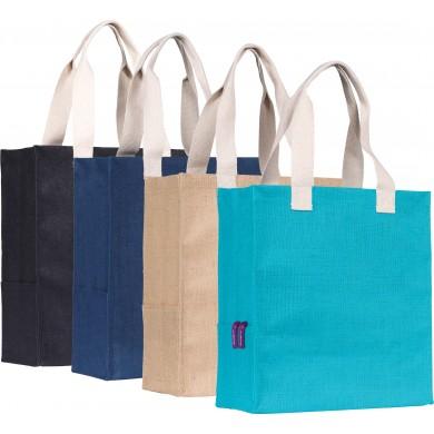 Printed Jute Bags Promotional Jute Shopping Bags Uk